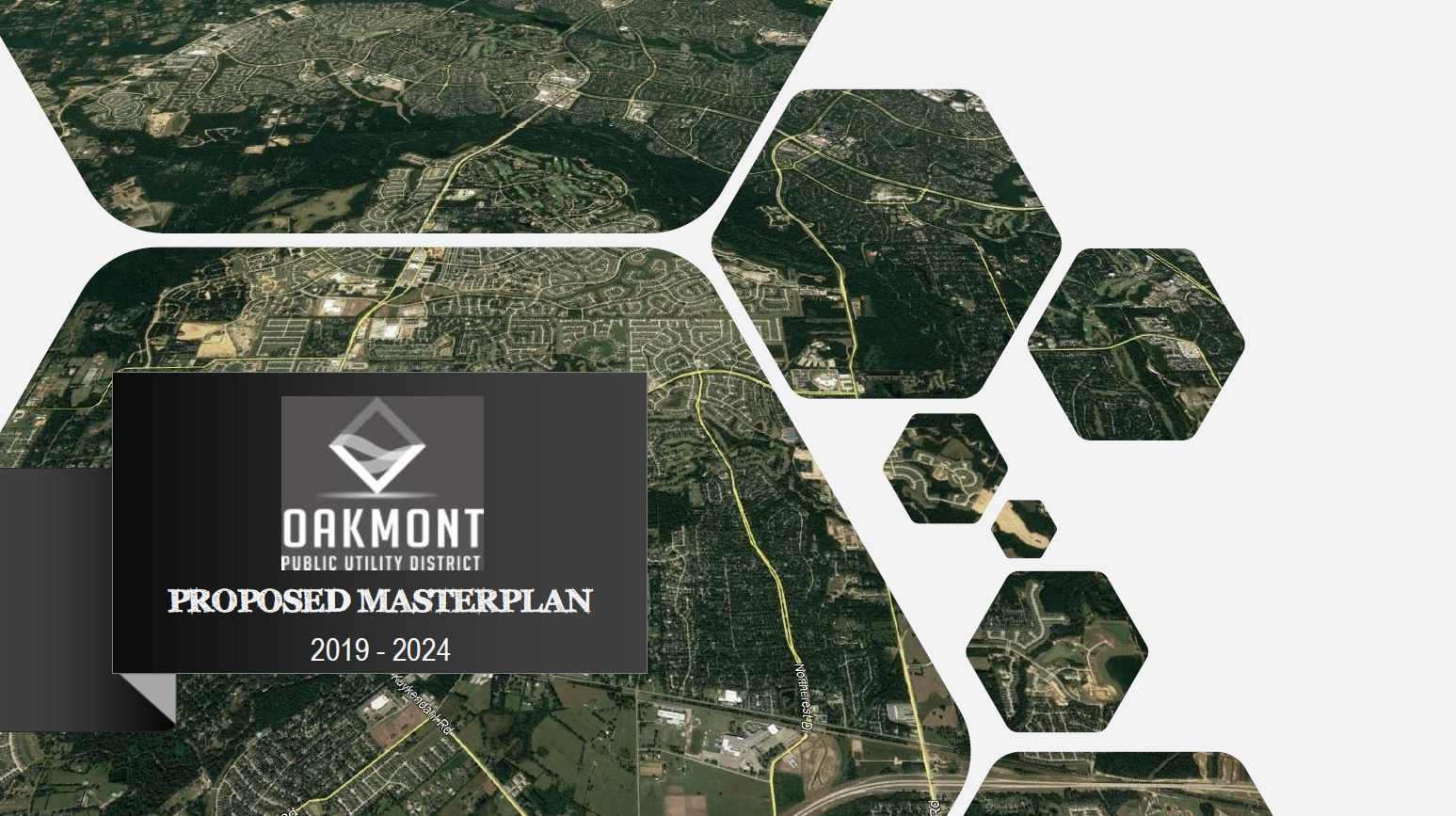 Proposed Master Plan 2019-2024