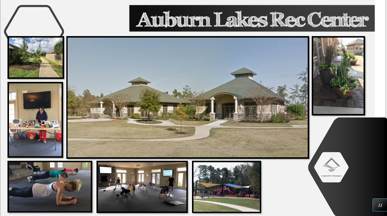Auburn Lakes Rec Center